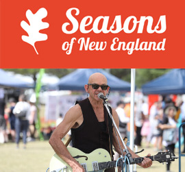 Seasons of New England Festival - 28th March 2020